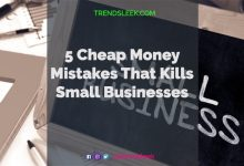 5 Cheap Money Mistakes That Kills Small Businesses