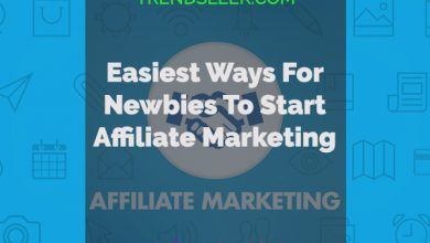 Easiest Ways For Newbies To Start In Affiliate Marketing