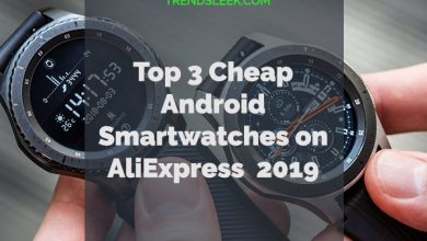 Top 3 Cheap Android Smartwatches on AliExpress in 2019